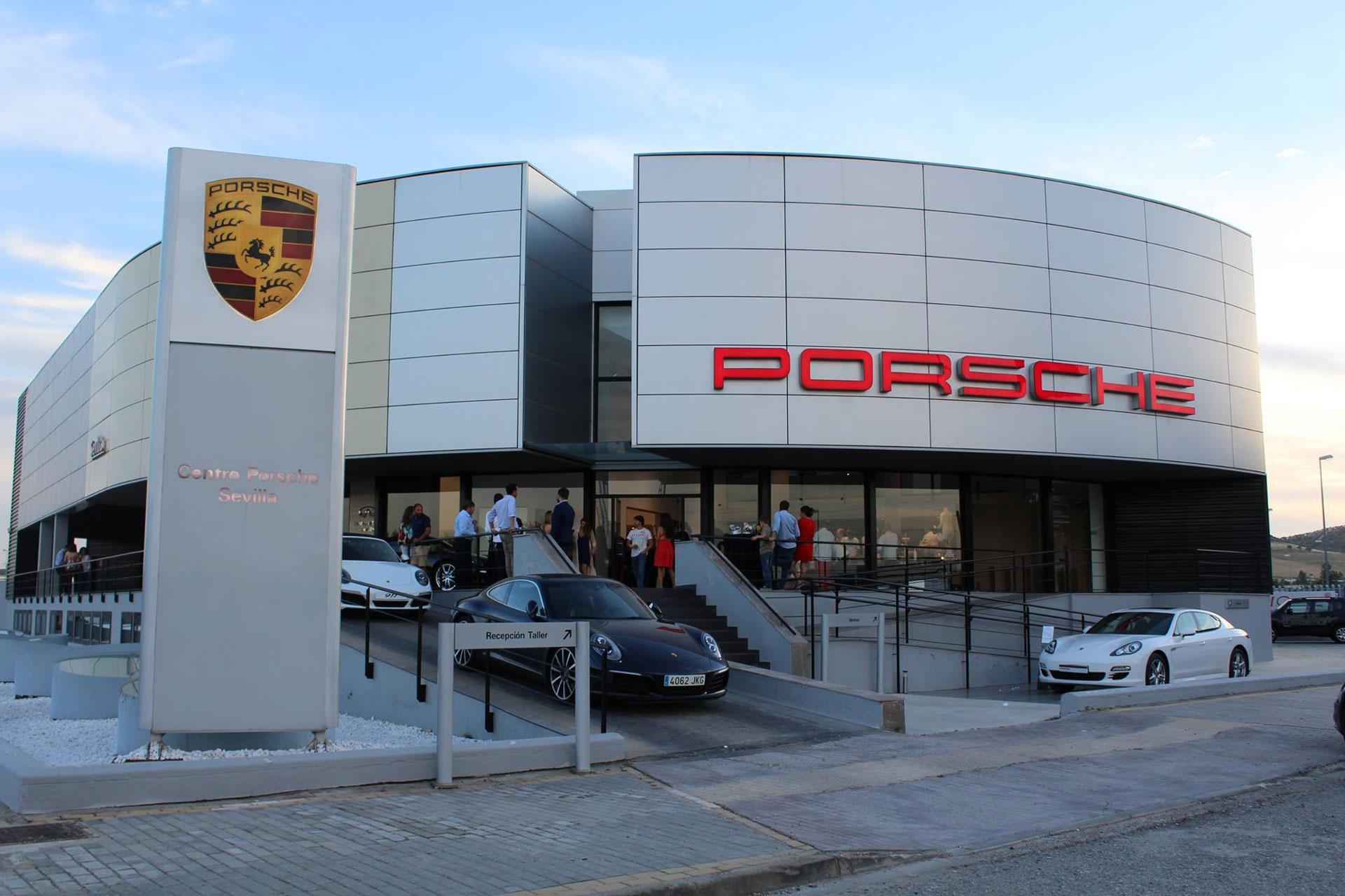 Porsche & Pop